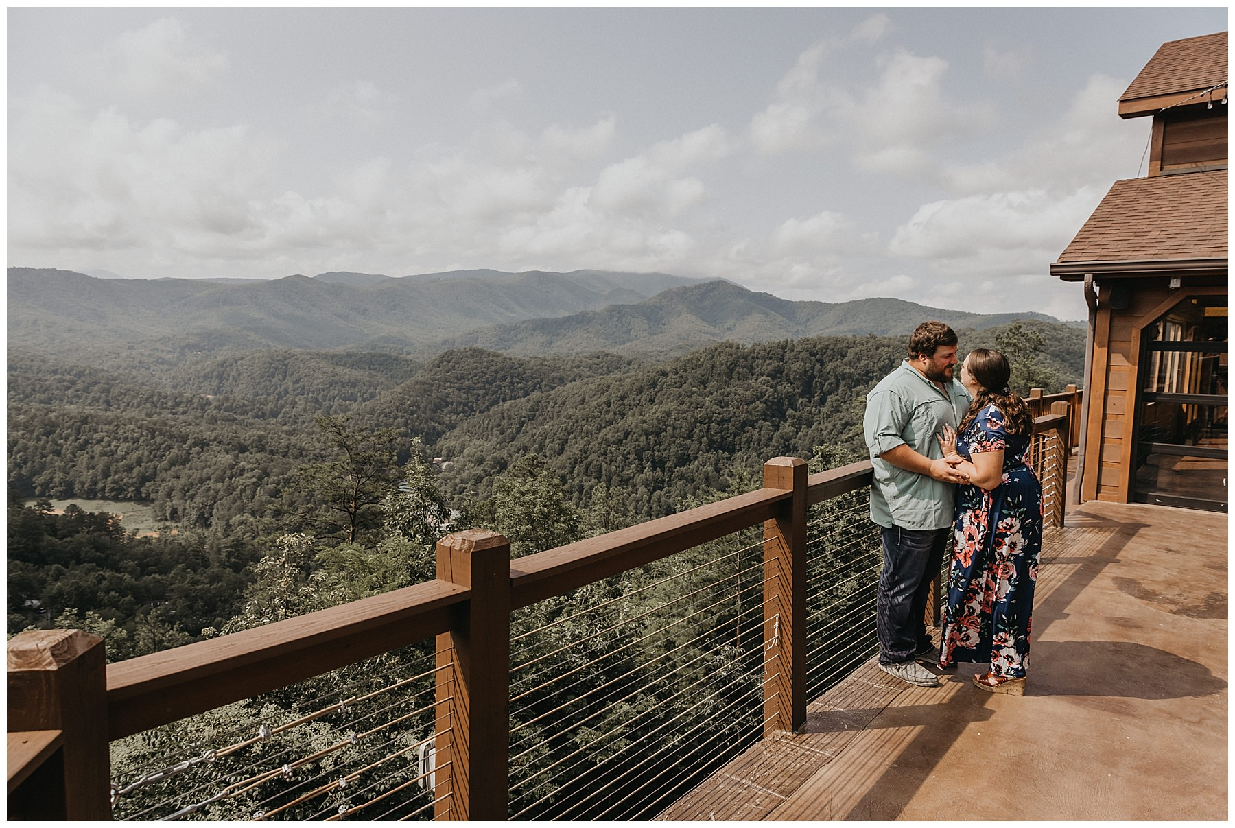 Engagement Session at The Magnolia Venue Hunter Kittrell Photography